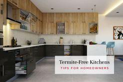 termite-free kitchen