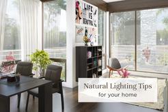 natural lighting at home