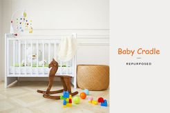 Make the Most of Your Child's Old Crib