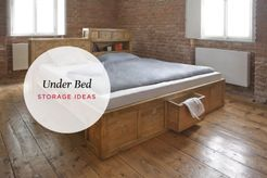 Make the Most of the Space Under Your Bed