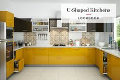 Remodel Your Kitchen With These U-Shaped Designs