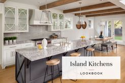 island kitchen designs
