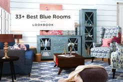 Beautiful in Blue: 33+ Room Designs You'll Love