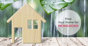 8 Simple Steps to a Monsoon Ready Home