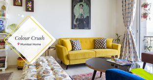 An Eclectic 3BHK at Lodha Fiorenza