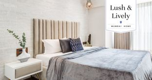 Bedroom Redesign: Clutter-free & Stylish Interiors by Livspace