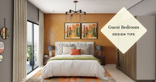 6 Essential Tips to Design a Guest Bedroom