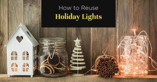 5 Ways To Stay Festive with Lights All Year Long