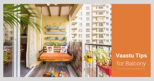 6 Easy Tips for a Vastu-Friendly Balcony