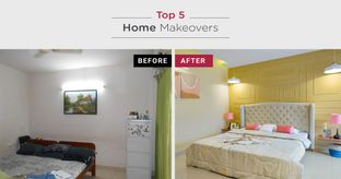 5 Incredible Home Makeovers by Livspace