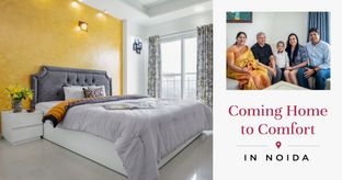Bright & Baby-friendly 4BHK
