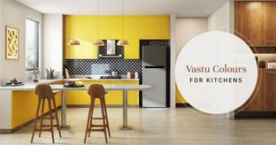 6 Vastu-approved Kitchen Colors