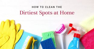 5 Overlooked Spots You Should Clean NOW