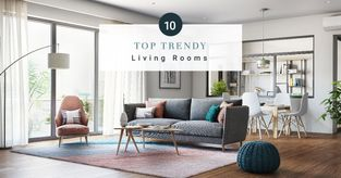 Modern Living Rooms: Design & Decor