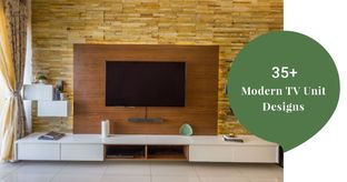 modern tv unit design_cover