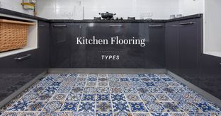 8 Kinds of Kitchen Flooring for Any Home