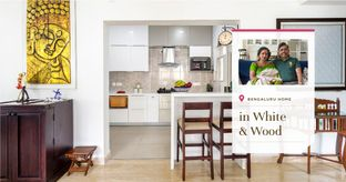 A Simple 3BHK at Mahindra Windchimes