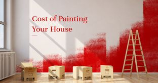 What is the Per Sq Ft Cost of Painting?