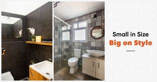 If You've Got a Small Bathroom…