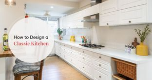 5 Secrets to a Timeless Kitchen