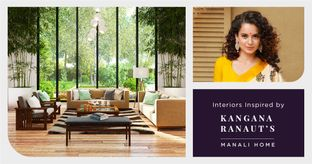 Drawing Inspiration From Kangana's Home