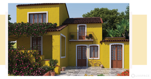 exterior house paint-cover