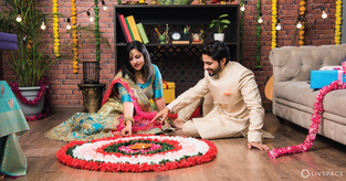 How to Make Your Home Diwali-ready in 48 Hours
