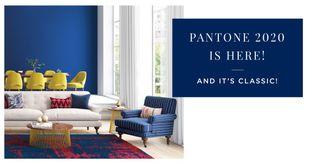 Reinventing a Timeless Trend: Pantone's Classic Blue for Decor