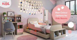 A Handbook on Kids' Room Colours