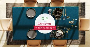 Easy Guide to Setting a Christmas Table