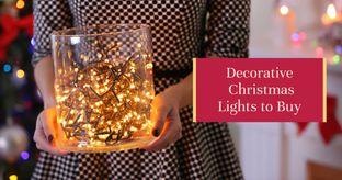 8 Affordable & Attractive Decorative Lights