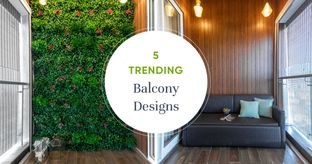 How to Design Apartment Balconies of All Sizes