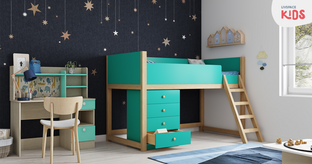 How to Buy the Right Study Table for Kids?