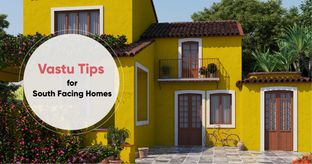 How to Improve Vastu for a South-facing Home?