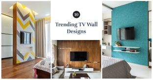 10 Ways to Give Your TV Wall a Striking Upgrade