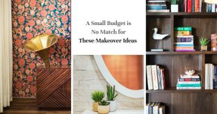 10 Budget Ideas to Decorate Small Homes