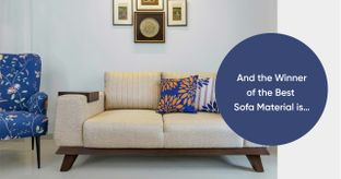 How to Pick a Sofa Material Based on Your Needs