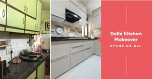 Great Space Planning Transforms This Outdated Kitchen