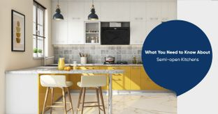 Explore the Kitchen Layout That's Ideal for Compact Homes