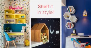 Novel Ways to Style Floating Shelves in Different Shapes