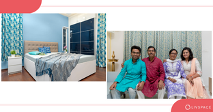 This 2BHK Home Reveals the Importance of Colour in Design
