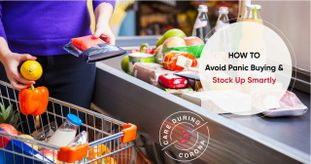 The Trick to Stocking Up is Planning Well, Not Wiping Grocery Stores Clean