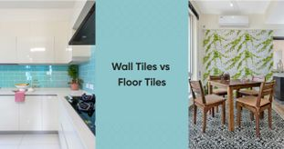 Can You Replace Wall Tiles With Floor Tiles?