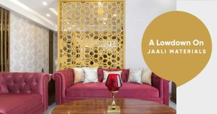 4 Materials You Can Use for Jaali Panels at Home