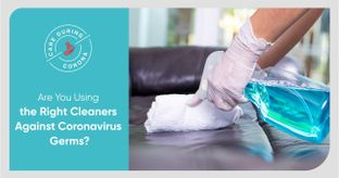 4 Cleaning Solutions to Kill COVID-19 Germs at Home