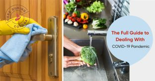 Everything You Can Do to Protect Your Home & Yourself from the Coronavirus