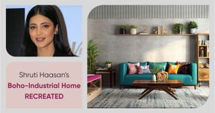 We Reimagined Shruti's Loft-style Mumbai Home