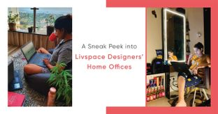 Learn from the Best: How Livspace Designers Set Up Their Home Offices