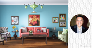 How to Recreate a Stunning Design Inspired By Boman Irani's Home
