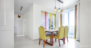 Video Tour: Learn How to Mix & Match Colours From This 4BHK